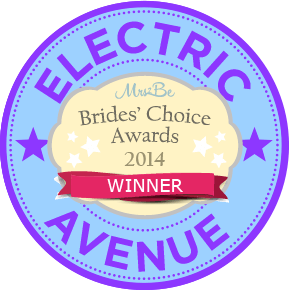 Mrs 2 Be - Brides Choice Awards 2014 - Wedding Band of the Year